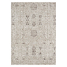 Buy John Lewis Fusion Khadra Rug, Natural Online at johnlewis.com