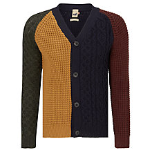 Buy JOHN LEWIS & Co. Made in England Patchwork Cardigan, Multi Online at johnlewis.com