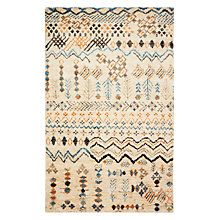 Buy John Lewis Fusion Magizh Jute Rug, Natural Online at johnlewis.com