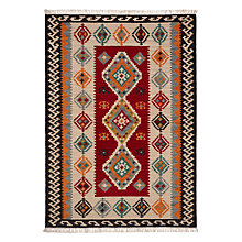 Buy John Lewis Gokarna Rug, Multi Online at johnlewis.com