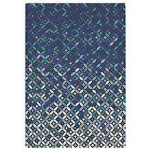 Buy Ted Baker Cosmoz Rug, Teal Online at johnlewis.com