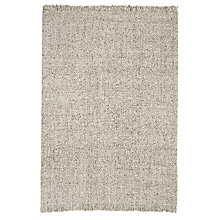 Buy John Lewis Croft Collection Gabro Rug, Grey Online at johnlewis.com