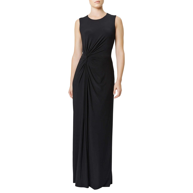 Damsel In A Dress Bellini Dress: Damsel In A Dress Stilla Maxi Dress, Black At John Lewis