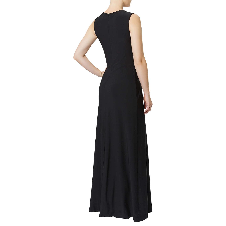 Damsel In A Dress Kelsie Dress Black At John Lewis: Damsel In A Dress Stilla Maxi Dress, Black At John Lewis