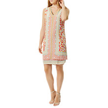 Buy Damsel in a dress Amsterdam Diva Dress, Orange Online at johnlewis.com