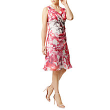 Buy Damsel in a dress Magali Tia Dress, Pink Online at johnlewis.com