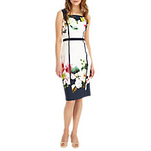 Buy Phase Eight Alma Floral Print Dress, Multi Online at johnlewis.com