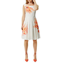 Buy Damsel in a dress Moonlake Prom Dress, Orange Online at johnlewis.com