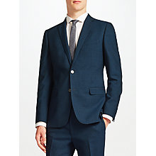 Buy Kin by John Lewis Levy Slim Fit Suit Jacket, Teal Online at johnlewis.com