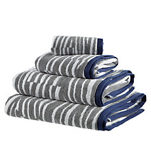 Buy House by John Lewis Splice Storm Towels Online at johnlewis.com