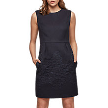 Buy Gerard Darel Grace Dress, Navy Blue Online at johnlewis.com