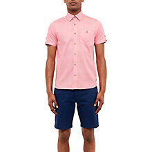 Buy Ted Baker Lorenze Short Sleeve Shirt Online at johnlewis.com
