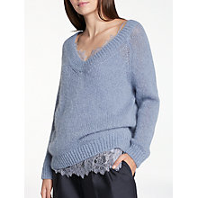 Buy Modern Rarity Chunky V-Neck Jumper Online at johnlewis.com