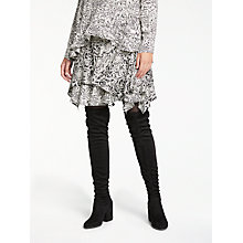 Buy Modern Rarity Morris Print Flippy Skirt, Multi Online at johnlewis.com
