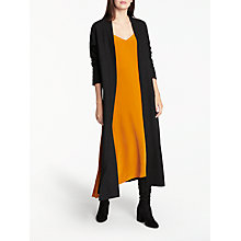 Buy Modern Rarity Silk Double Strap Dress, Burnt Caramel Online at johnlewis.com