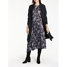 Buy Modern Rarity Blossom Curved Seam Dress, Multi Online at johnlewis.com