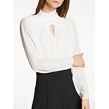 Buy Somerset by Alice Temperley Wrap Neck Blouse Online at johnlewis.com