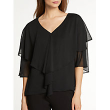 Buy Somerset by Alice Temperley Ruffle Front Blouse Online at johnlewis.com