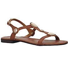 Buy Carvela Comfort Sarah Sandals, Tan Online at johnlewis.com