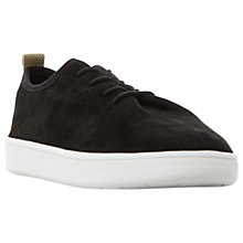 Buy Steve Madden Elexa Lace Up Trainers, Black Online at johnlewis.com