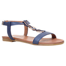 Buy Carvela Comfort Shay T-Bar Sandals Online at johnlewis.com