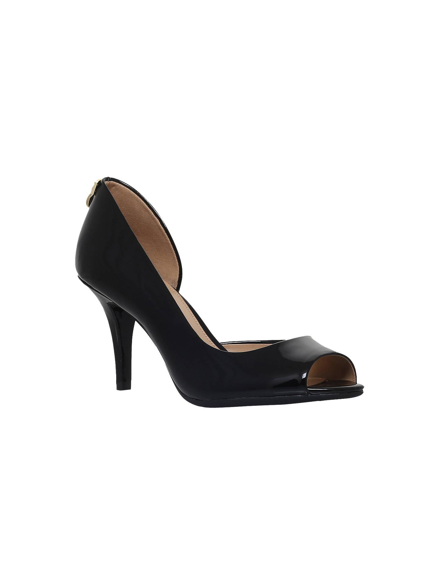 9e744de88b71 MICHAEL Michael Kors Hamilton Peep Toe Asymmetric Sandals at John ...