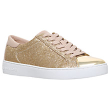 Buy MICHAEL Michael Kors Frankie Lace Up Trainers Online at johnlewis.com