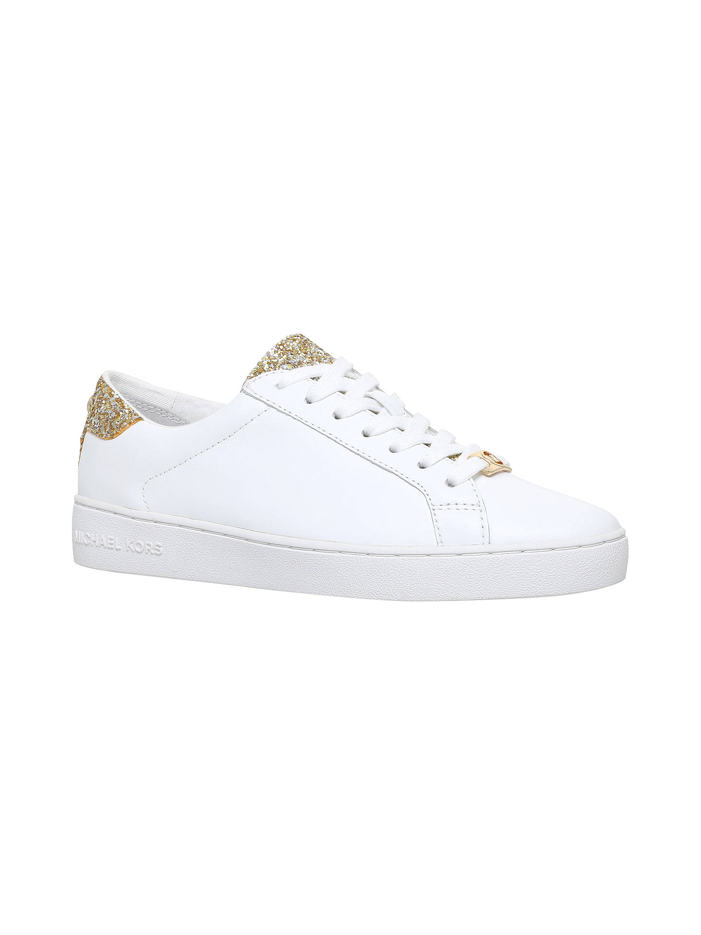 5fe67c96a6f Buy MICHAEL Michael Kors Irving Lace Up Trainers