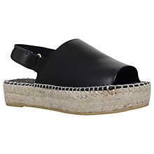 Buy Carvela Kinder Flatform Sandals Online at johnlewis.com