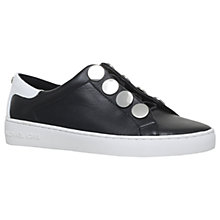 Buy MICHAEL Michael Kors Willie Studded Slip On Trainers Online at johnlewis.com
