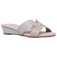 Buy Carvela Comfort Sade Wedge Heeled Sandals Online at johnlewis.com