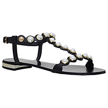 Buy Carvela Kando Pearl Stud Sandals Online at johnlewis.com