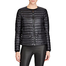 Buy Polo Ralph Lauren Quilted Puffer Down Jacket Online at johnlewis.com