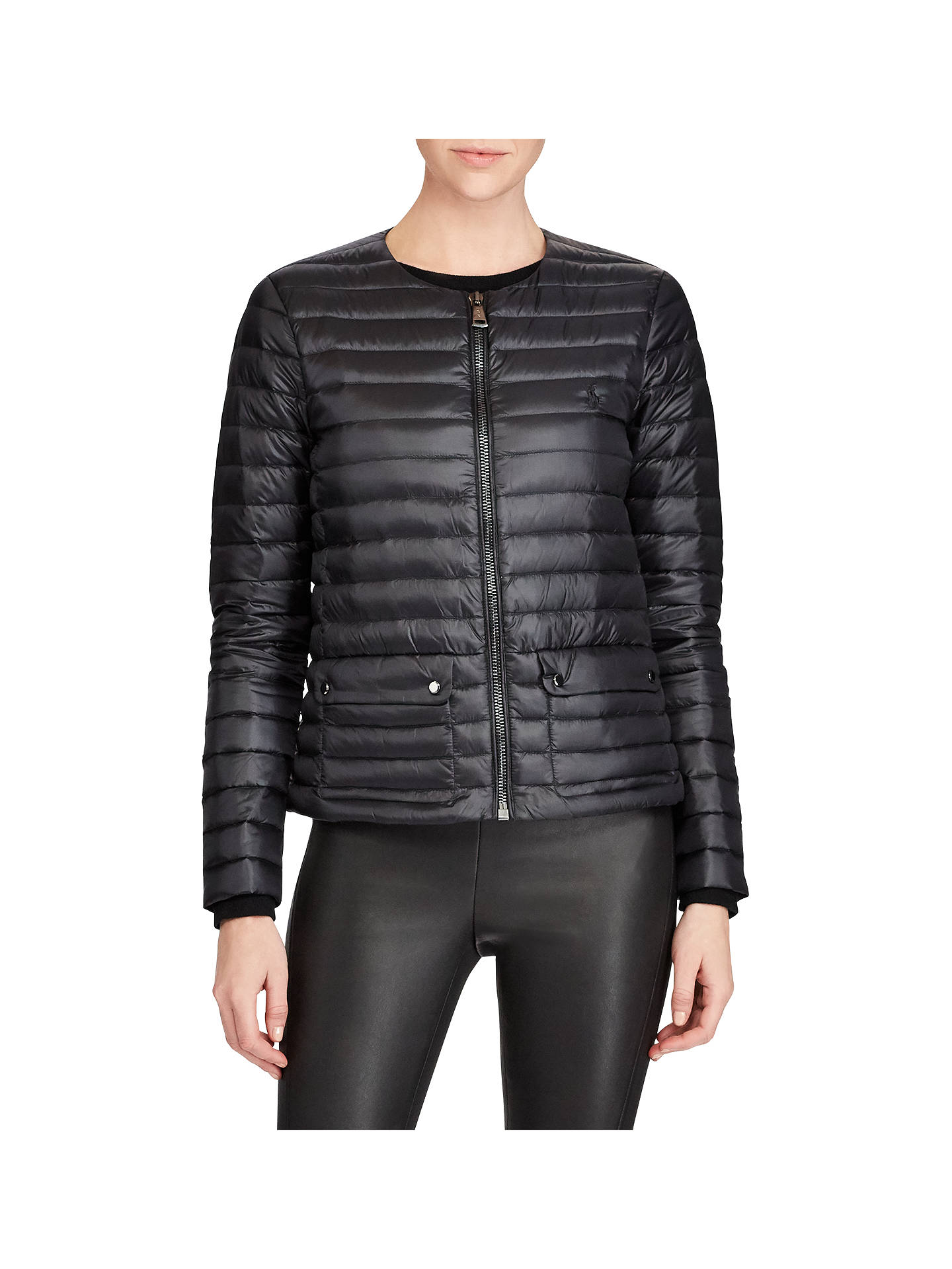 Polo Ralph Lauren Quilted Puffer Down Jacket At John Lewis