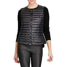 Buy Polo Ralph Lauren Packable Down Gilet Online at johnlewis.com