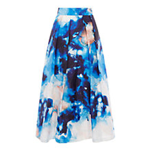 Buy Coast Atrani Print Skirt, Multi Online at johnlewis.com