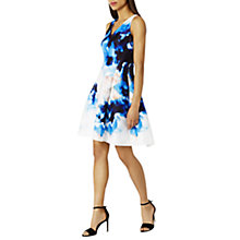 Buy Coast Atrani Print Sleeveless Dress, Multi Online at johnlewis.com