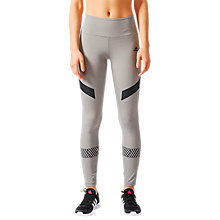 Buy Adidas Ultimate Training Tights, Grey Online at johnlewis.com