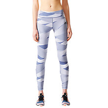 Buy Adidas Ultra Training Tights, Purple Online at johnlewis.com