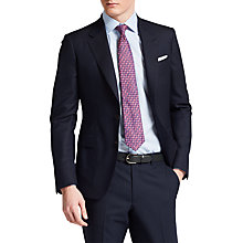 Buy Thomas Pink Kensington Wool Slim Fit Blazer, Navy Online at johnlewis.com