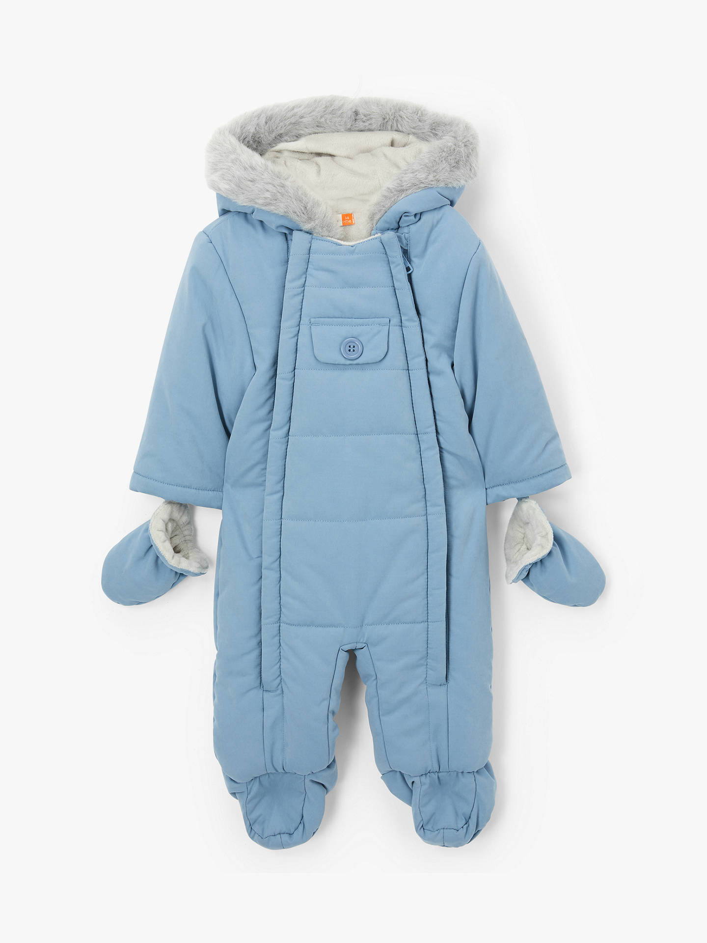 136c48aa1 John Lewis   Partners Baby Snowsuit at John Lewis   Partners
