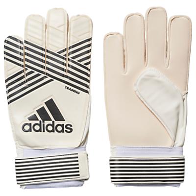 Adidas Ace Goalkeeper Gloves, Clear Onix/Core Black