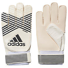 Buy adidas Ace Goalkeeper Gloves, Clear Onix/Core Black Online at johnlewis.com