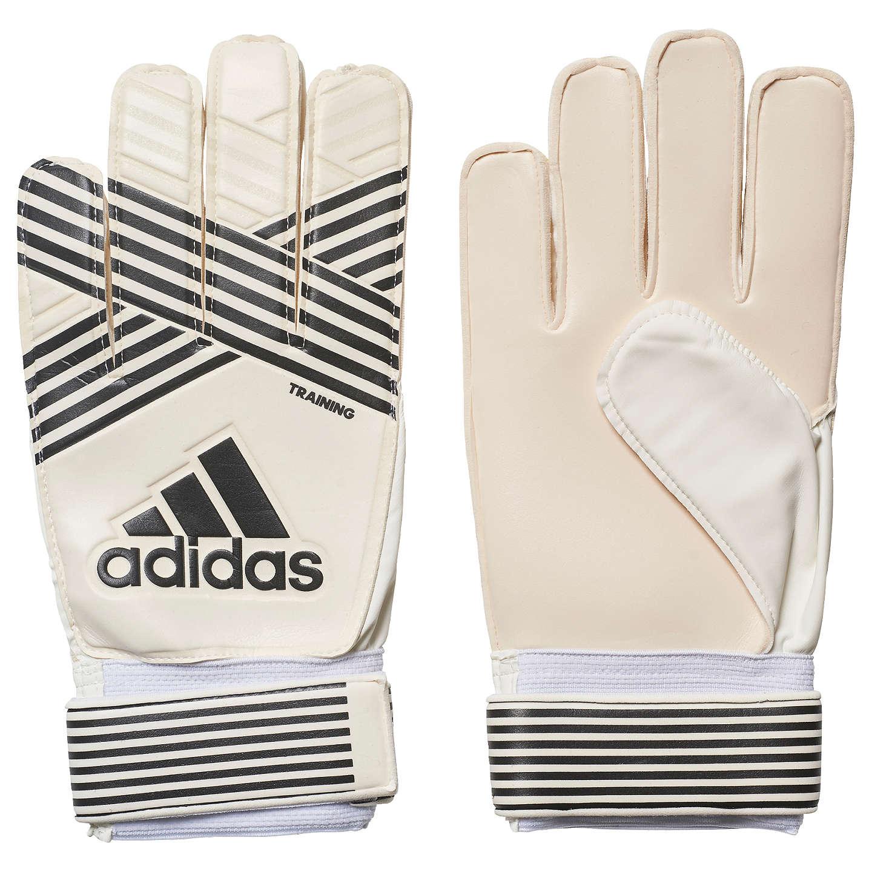 Adidas ACE guantes de portero, clara Onix / CORE negro en John Lewis