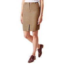 Buy Hobbs Clementina Skirt, Nutmeg Online at johnlewis.com