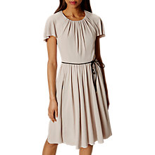 Buy Karen Millen Jersey Dress, Neutral Online at johnlewis.com