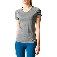 Buy Adidas Training Freelift T-Shirt Online at johnlewis.com