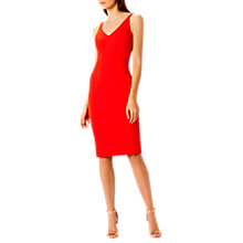 Buy Coast Angelina Shift Dress, Red Online at johnlewis.com