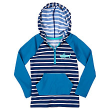 Buy Hatley Boys' Rash Guard Top, Blue/Multi Online at johnlewis.com