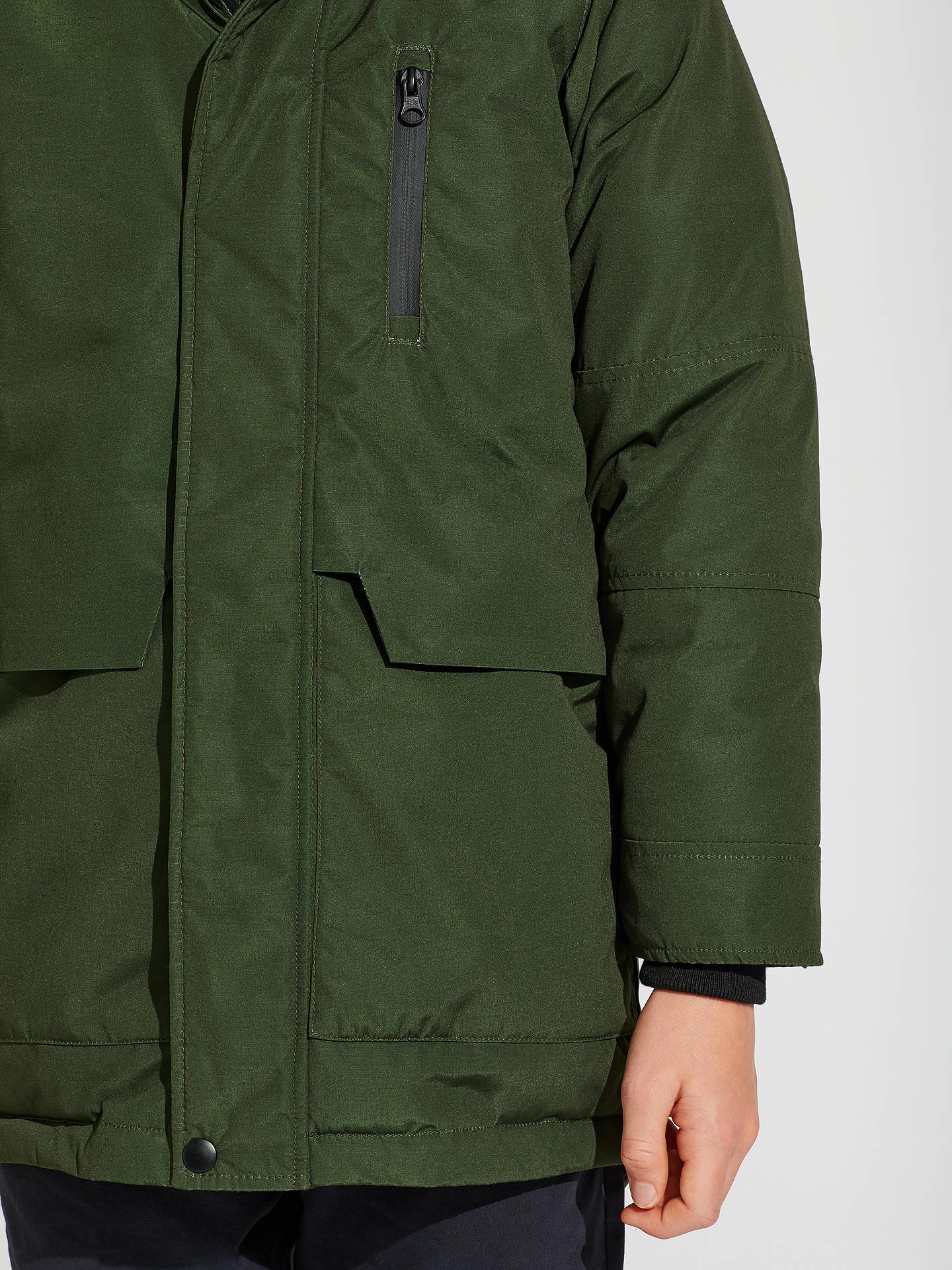 22d866e5f438 John Lewis Boys  Fallout Parka Jacket
